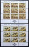 Poštovní známky Jugoslávie 1981 Evropa CEPT Mi# 1883-84
