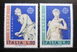 Poštovní známky Itálie 1974 Evropa CEPT Mi# 1440-41