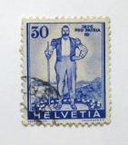 Poštovní známka Švýcarsko 1936 Pastevec Mi# 296 Kat 26€