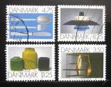 Poštovní známky Dánsko 1991 Dekorativní umění Mi# 1006-09