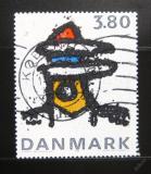 Poštovní známka Dánsko 1985 Umění, Robert Jacobsen Mi# 852