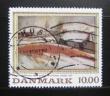 Poštovní známka Dánsko 1988 Umění, F. Syberg Mi# 933