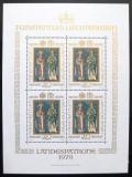 Poštovní známky Lichtenštejnsko 1979 Svatí Mi# 734 Kat 100€