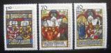 Poštovní známky Lichtenštejnsko 1979 Heraldické panely Mi# 731-33