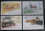 Poštovní známky Portugalsko 1984 Fauna Mi# 1617-20