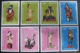 Poštovní známky Monako 1983 Antické figuríny Mi# 1608-15