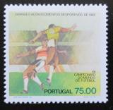 Poštovní známka Portugalsko 1981 MS ve fotbale Mi# 1561