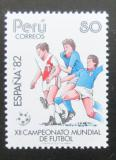 Poštovní známka Peru 1982 MS ve fotbale Mi# 1231