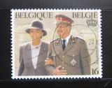 Poštovní známka Belgie 1995 Královský den Mi# 2673