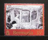 Poštovní známka Bermudy 2003 Královský kočár Mi# 857