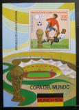 Poštovní známka Rovníková Guinea 1974 MS ve fotbale Mi# Block 96