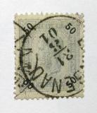Poštovní známka Rakousko 1899 Císař Franz Josef Mi# 79