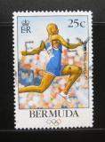 Poštovní známka Bermudy 1996 LOH Atlanta, Trojskok Mi# 691