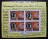 Poštovní známky Bahamy 1976 Americká revoluce Mi# Block 16