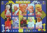 Poštovní známky Malawi 2012 Papež Jan Pavel II.
