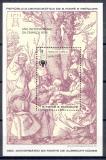 Poštovní známka Svatý Tomáš 1979 Umění, Durer Mi# Block 40 24€