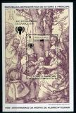 Poštovní známka Svatý Tomáš 1980 Umění, Durer Mi# Block 47 Kat 25€