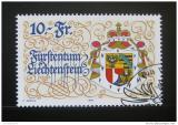 Poštovní známka Lichtenštejnsko 1996 Nová ústava Mi# 1136 Kat 12€