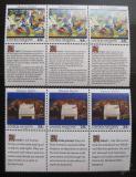 Poštovní známky OSN New York 1989 Lidská práva Mi# 595-96