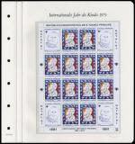 Poštovní známky SvatýTomáš 1981 Umění, Picasso Mi# 714