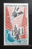 Poštovní známka Kongo 1966 Satelit nad Brazzaville Mi# 93