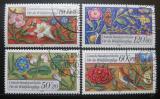 Poštovní známky Západní Berlín 1985 Modlitební knížka Mi# 744-47