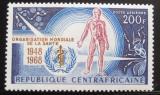 Poštovní známka SAR 1968 Výročí WHO Mi# 157