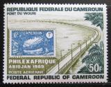 Poštovní známka Kamerun 1969 PHILEXAFRIQUE výstava Mi# 564