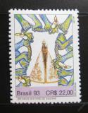 Poštovní známka Brazílie 1993 Náboženský festival Mi# 2547