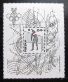 Poštovní známka Polsko 1976 LOH Montreal Mi# Block 65