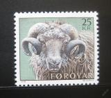 Poštovní známka Faerské ostrovy 1979 Beran Mi# 42 Kat 7.50€