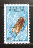 Poštovní známka Burkina Faso 1966 Cikáda Mi# 205