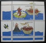 Poštovní známky Faerské ostrovy 1994 Evropa CEPT Mi# Block 7