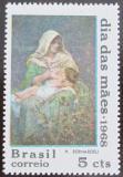 Poštovní známka Brazílie 1968 Umění, Bernardeli Mi# 1172