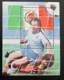 Poštovní známka Laos 1985 MS ve fotbale Mi# Block 106