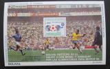 Poštovní známka Bolívie 1986 MS ve fotbale Mi# Block 144
