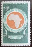 Poštovní známka Horní Volta 1969 Rozvojová banka Mi# 272