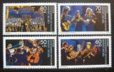 Poštovní známky Západní Berlín 1988 Hudba Mi# 807-10