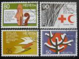 Poštovní známky Švýcarsko 1986 Výročí a události Mi# 1327-30