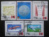 Poštovní známky Paraguay 1987 Založení Berlína Mi# 4125-29