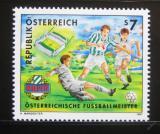 Poštovní známka Rakousko 1997 Rapid Vídeň Mi# 2217