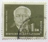 Poštovní známka DDR 1950 Prezident Pieck Mi# 253