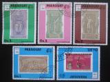 Poštovní známky Paraguay 1990 LOH Barcelona Mi# 4445-49
