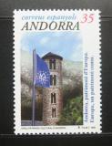 Poštovní známka Andorra Šp. 1999 Kostel Santa Coloma Mi# 270