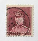 Poštovní známka Belgie 1931 Král Albert Mi# 313