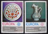 Poštovní známky Turecko 1976 Evropa CEPT Mi# 2385-86