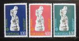 Poštovní známky Portugalsko 1974 Evropa CEPT Mi# 1231-33 Kat 40€