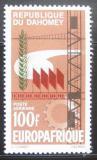 Poštovní známka Dahomey 1966 Symboly průmyslu Mi# 281