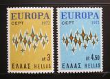 Poštovní známky Řecko 1972 Evropa CEPT Mi# 1106-07