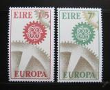 Poštovní známky Irsko 1967 Evropa CEPT Mi# 192-93
